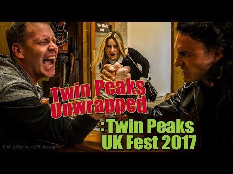 Twin Peaks Unwrapped 126: Twin Peaks U.K. Fest 2017 w/ Laura Stewart