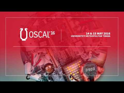 Open Source Conference Albania, OSCAL 2016 (SQ)