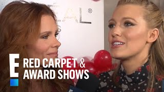 Blake Lively Opens Up on Losing Baby Weight | E! Red Carpet & Award Shows