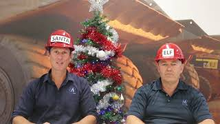 Mining Plus | Telegraph | Ben & Peter Christmas Message