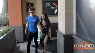 Baixar Shawn Mendes and Camila Cabello Stop For Coffee and PDA in West Hollywood!