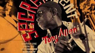 Tony Allen - Secret Agent