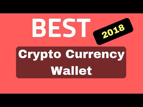 Best CryptoCurrency Wallet | Best Bitcoin Wallet 2018 | Crypto Wallet | Top 5 Crypto Currency wallet