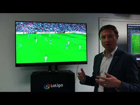 FULL VIDEO: LaLiga cases its amazing technology digitally transforming soccer at CES Asia 2018