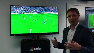 Full video: laliga showcases its amazing technology digitally transforming soccer at ces asia 2018