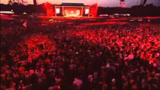 Robbie Williams - No regrets ( Live at Knebworth )