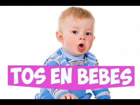 Tos y flemas en bebés, remedio muy efectivo. ECODAISY
