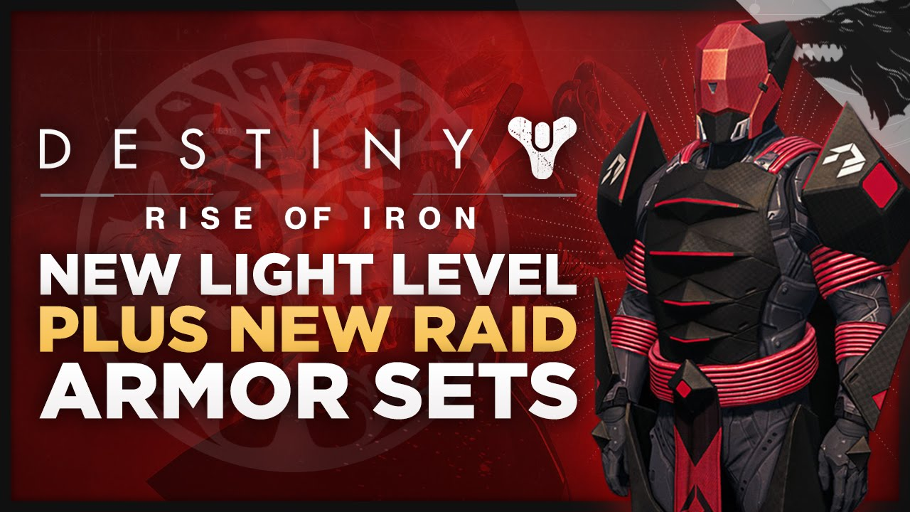 destiny rise of iron how to get to 400 light