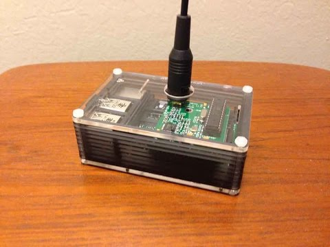D-Star DVmega Raspberry Pi 3 hotspot