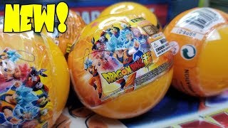 Dragon Ball Super Toy Opening! Mystery Toy Figure Dragon Ball Unboxing