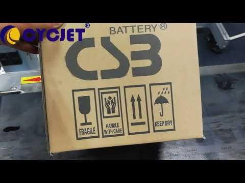 CYCJET C700 Large Format Inkjet Printer/Carton Box labeling Machine/Case coder