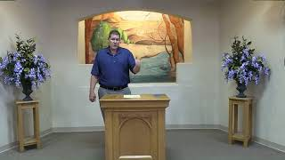 One Word Study: Propitiation-Randy Allen July 1, 2020