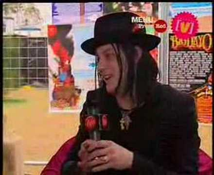 Jack White - Big Day Out Interview
