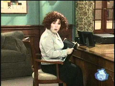 MADtv   Alison at Work