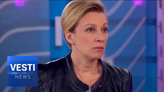 Informational Rock Bottom and Agony: Zakharova Talks About Her Visit to the White House