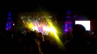 EDGUY - Lavatory Love Machine - MASTERS OF ROCK 2012 (HD)