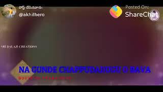 Jareti poddunadugu new song
