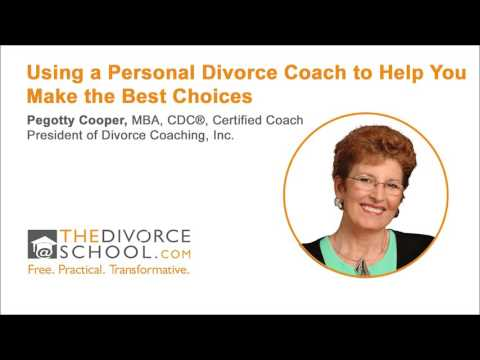 Using a Personal Divorce Coach to Help You Make the Best Choices