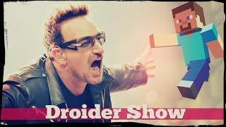 Droider Show #157. В контакте против Minecraft