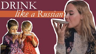 The history of tea: how to make tea the Russian way | Documentary