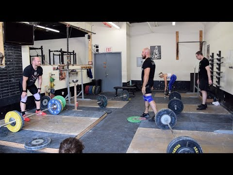 NO FEET SNATCHES AND MEETING THE BAR | TRAINING WITH YASHA KAHN #3