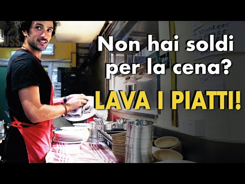 "EP. 18-IL RISTORANTE ""PAY AS YOU FEEL"" 
