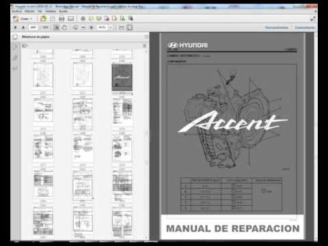 2007 hyundai accent repair shop manual 2 volume set original.