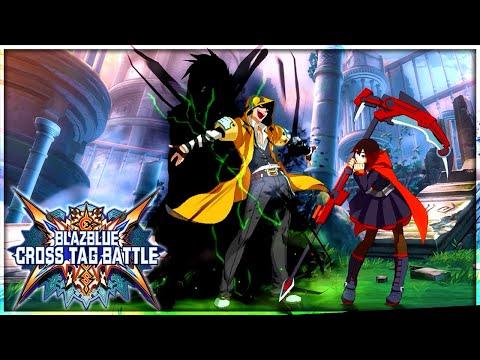 BlazBlue: Cross Tag Battle 2.0 - Yuuki Terumi Moments