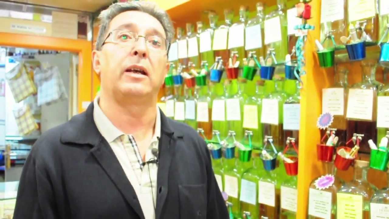 el laboratorio de los perfumes