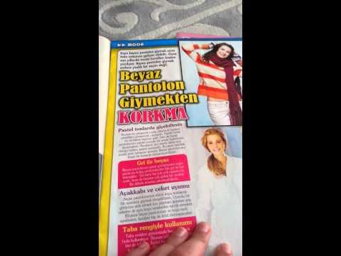 Trendy dergisi (part 1)