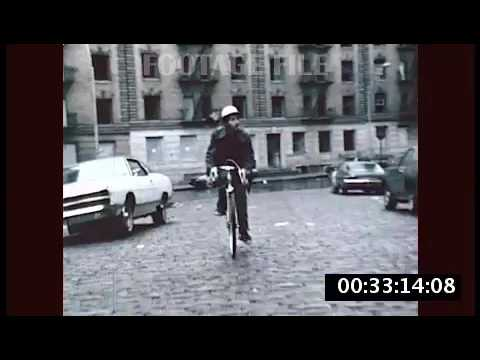 Stock Footage - New York City,  South Bronx, 1970s, HD  #FF5042 003210