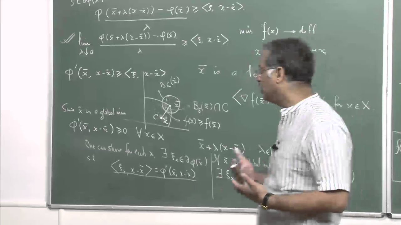 Mod-01 Lec-28 Optimization