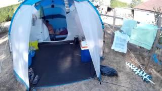 camping le Roc à Rocamadour
