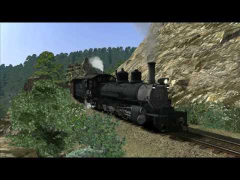 D&S TRAIN SIMULATOR « DURANGO RAILROAD HISTORICAL SOCIETY