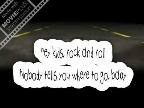 R.E.M. - Drive (lyrics)