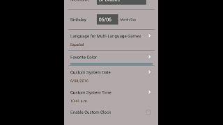 Emulador Drastic Parchado para juegos multi idioma + opción habilitadas + guía   Neker Rye