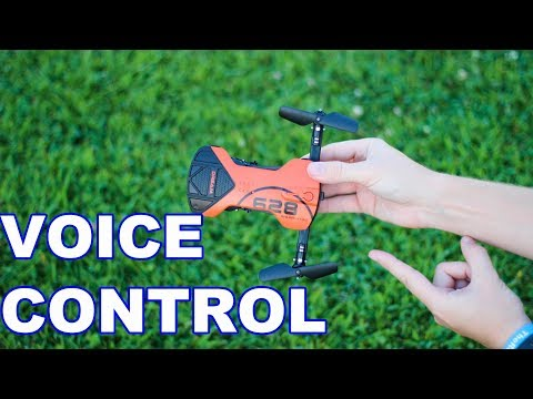 Hilarious Voice Control Drone - HC 628 - Wingsland S6 Knock Off - TheRcSaylors