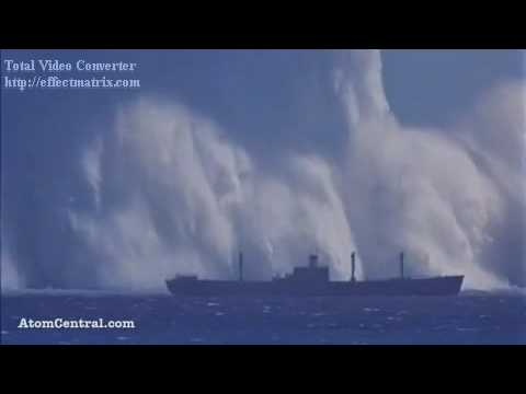 unseen video of North Korea Nuclear Test