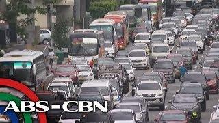 Bandila: Dry run sa driver-only ban sa EDSA, sisimulan na