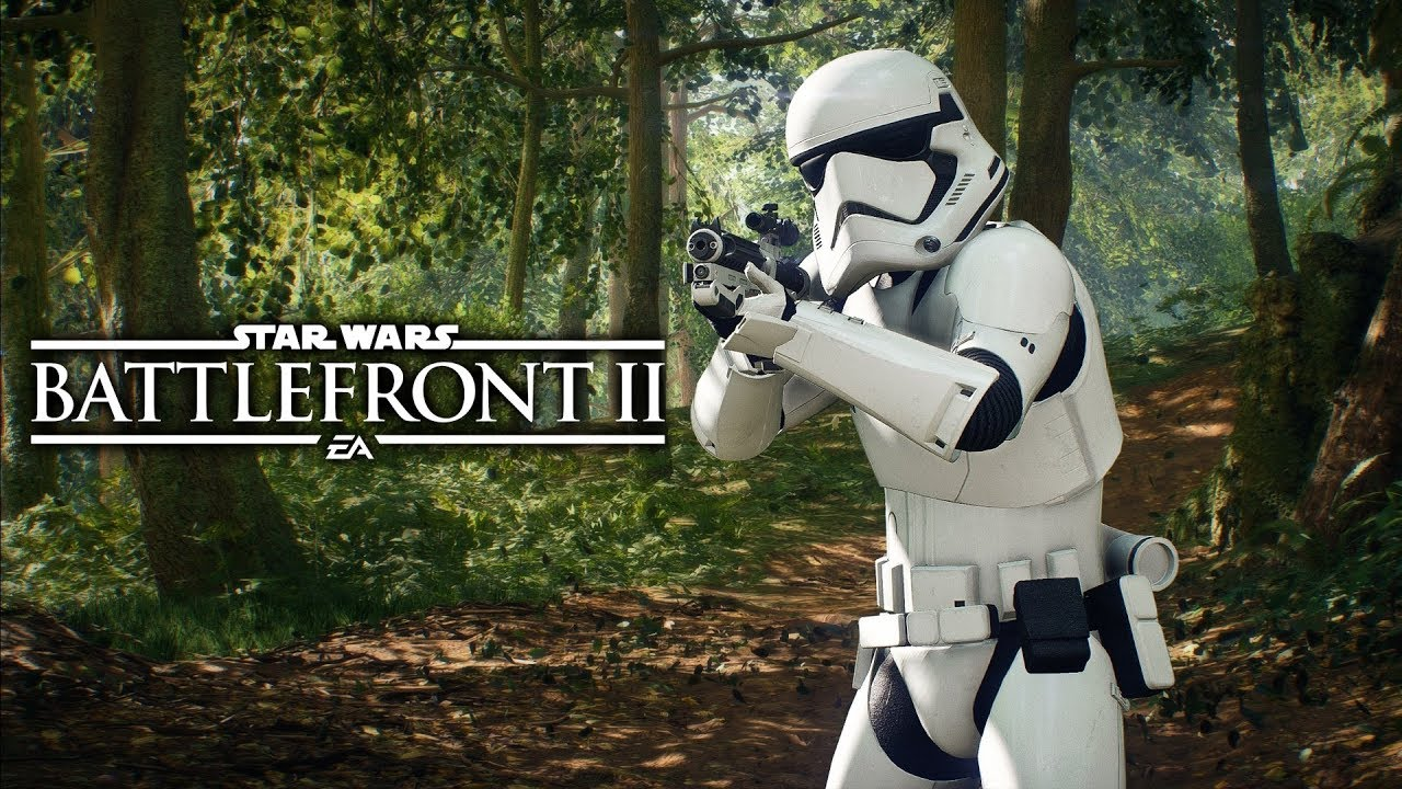 Star Wars Battlefront 2 Beta   Humorous Moments #1