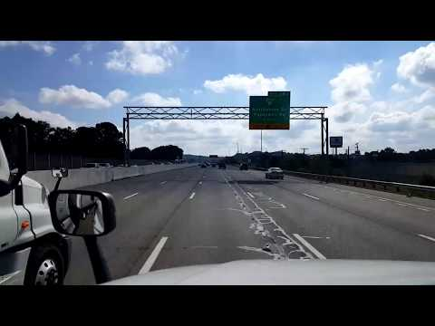 BigRigTravels LIVE! Farragut, Tennessee to Fort Chiswell, Virginia Interstate 40 & 81 July 29, 2017