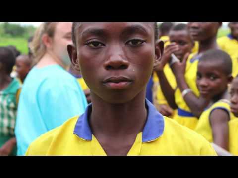 Ghana BU Missions Scholarship Presentation 2016