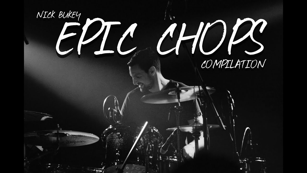 Download Epic Chops Compilation - Nick Bukey (with Transcriptions)