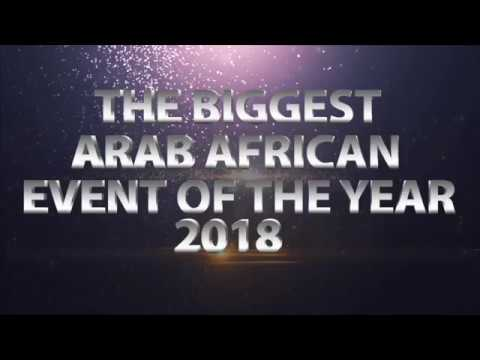 Arab African Investment Event Promo