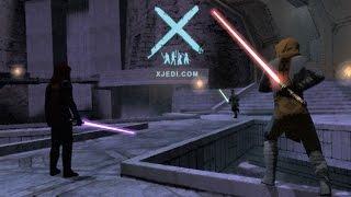 XJedi: Онлайн игра с боями на световых мечах. Трейлер [Рус]