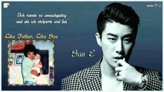 Watch San E Like Father Like Son video