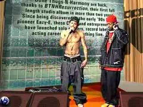 Bone Thugs live