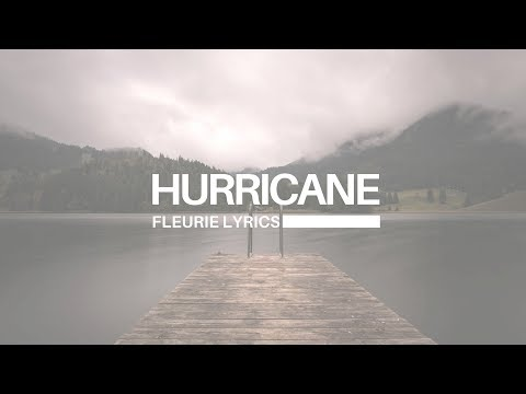 Fleurie || Hurricane Lyrics