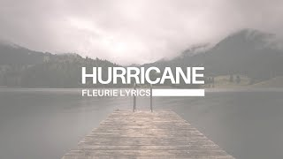 Fleurie || Hurricane Lyrics