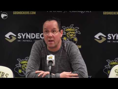 Gregg Marshall talks about being in the top 25